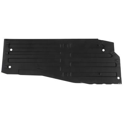 mgb-mb21C Complete footwell front/rear RIGHT (With Mounting holes & Drain holes) 1967-1980