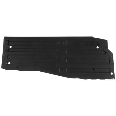 mgb-mb21C Complete footwell front/rear LEFT (With Mounting holes & Drain holes) 1967-1980