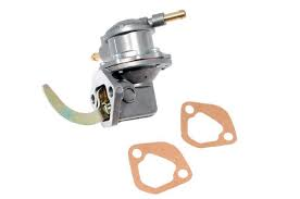midget-TKC3417 Fuel pump Curved Arm 1978-80