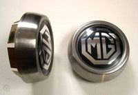 mgb-ahh9268b Wheel cap with emblem