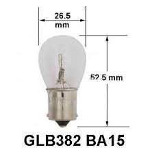 spitfire-GLB382 BULB FLASHER SINGLE FILAMENT