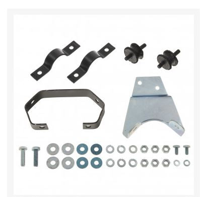 MGB-GEK1005 Rear exhaust fitting kit 1975-80