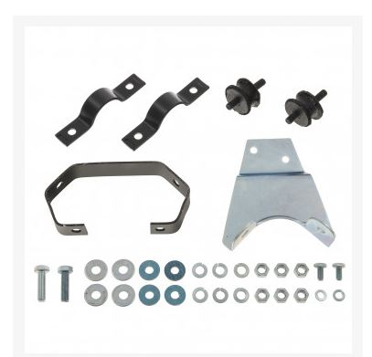 MGB-GEK1005 Exhaust Fitting Kit 1975-80
