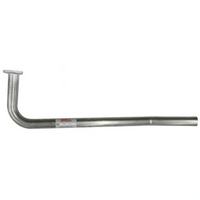 tr6-TH71Front Down Pipe 1969-1971