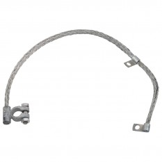 tr6-516508 Battery Cable Negative 1973-76