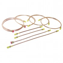 mgb-183-118 Brake Line Kit 1968-1974 (Made of Copper Nikel)