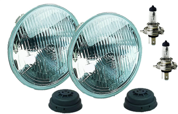 midget-SBQ7 Sealed beam conversion headlamp