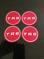tr6-627502l Centre Emblem Only (Set Of 4)