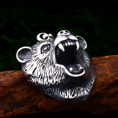 Collar Grizzly Vikingo