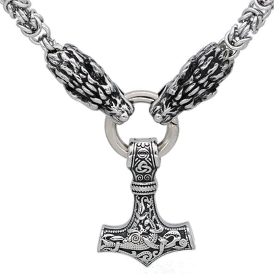 Collar Real Mjolnir