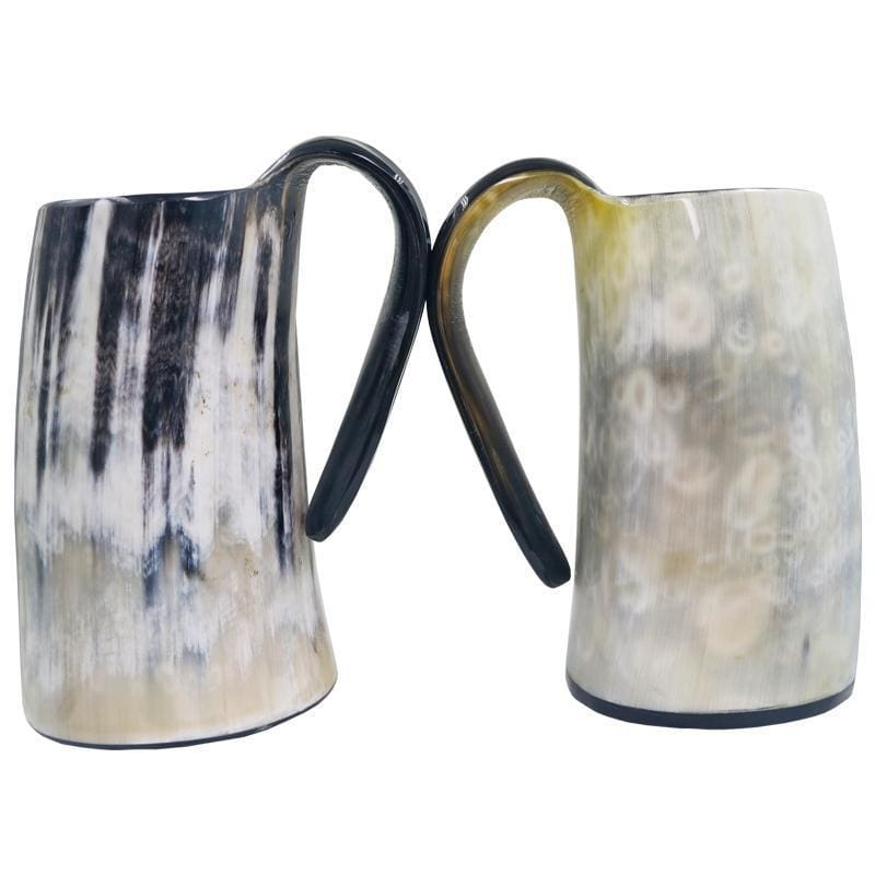 Taza vikinga <br>  100% Natural