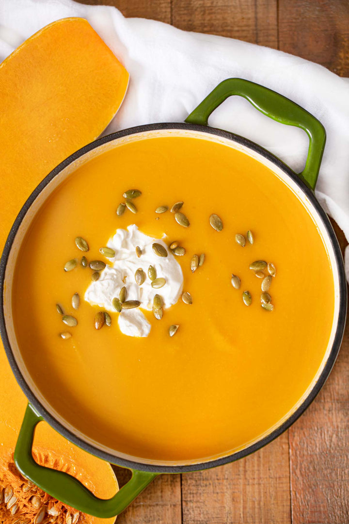 Our Favorite Autumn Soups