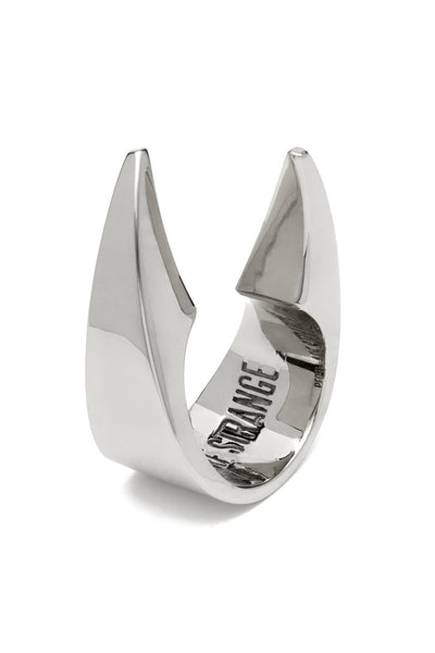 PIPE DREAMS RING SILVER , Ring - PEOPLE ARE STRANGE, PEOPLE ARE STRANGE  - 3