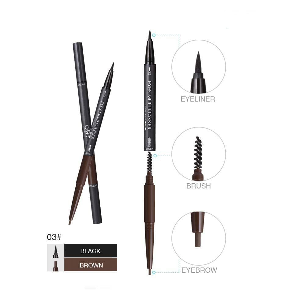 Three in One Eyeliner & Brow Pencil