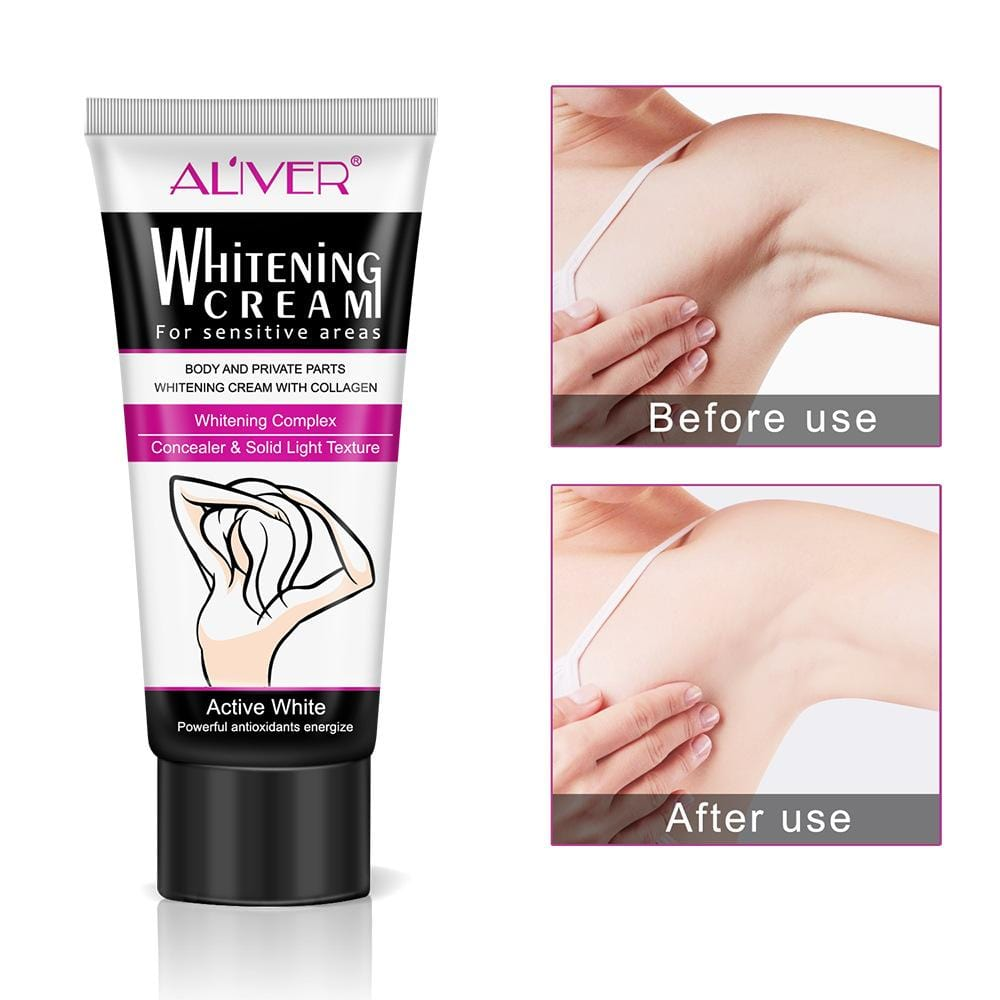 Body And Private Parts Whitening Cream