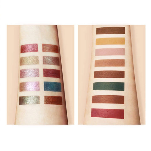 VARIETY DEMON Eighteen Shades Eyeshadow Palette