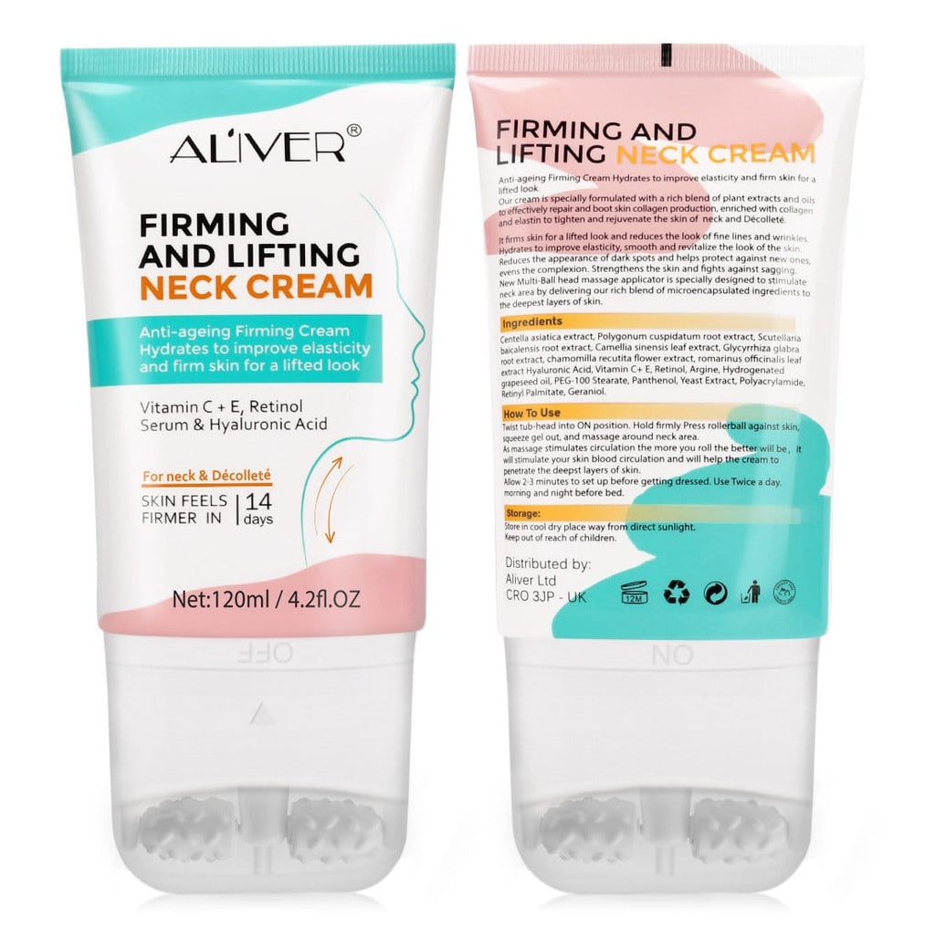 ALIVER Firming And Lifting Neck Cream
