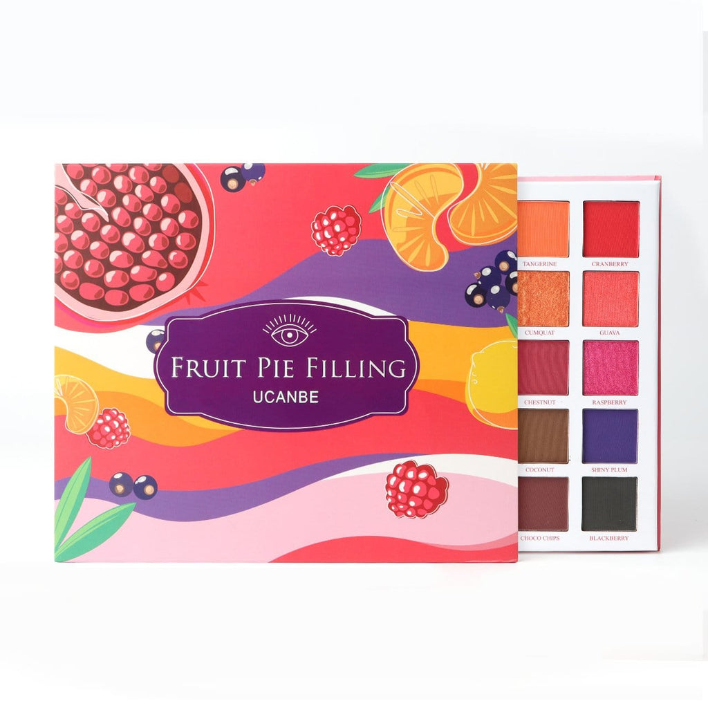 FRUIT PIE FILLING 30 Shades Eyeshadow Palette