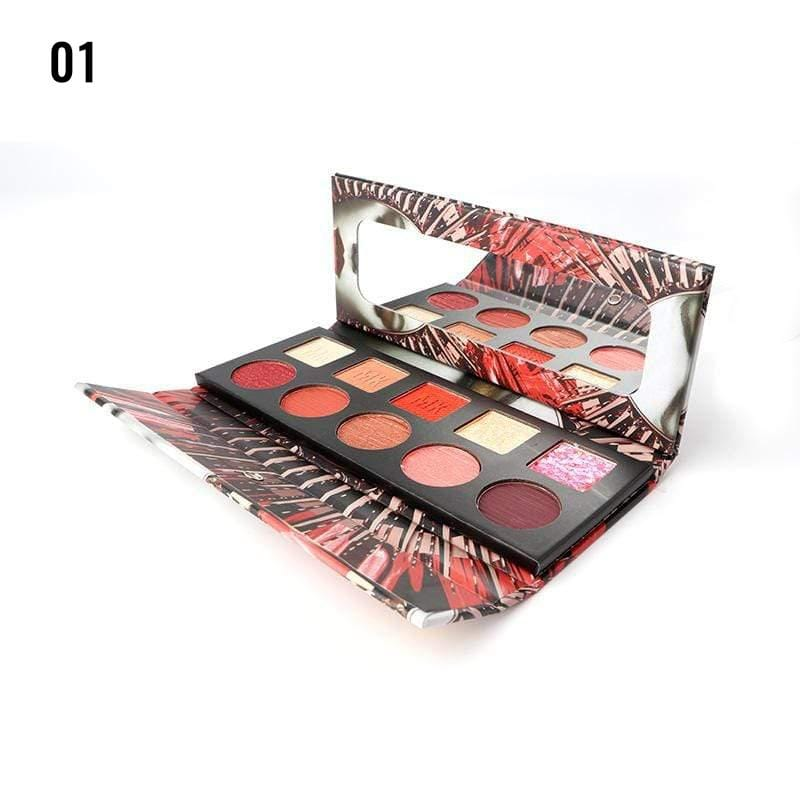 Eight Shades Sultry Eyeshadow Palette