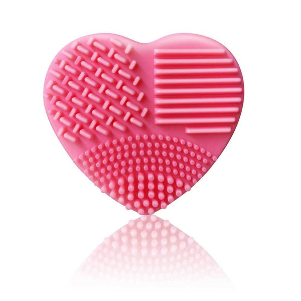 Silicone Makeup Brush Scrubber Board