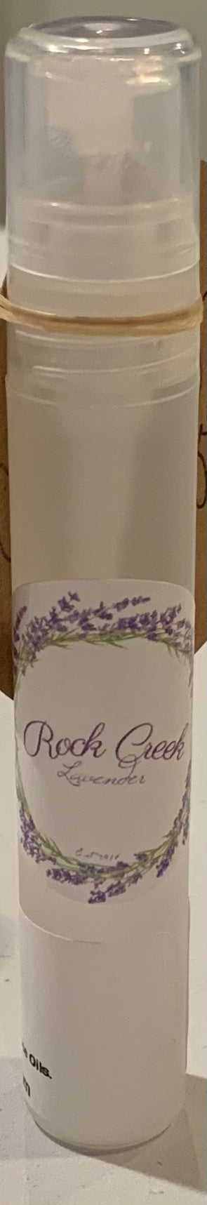 Lavender Sanitizing Spray