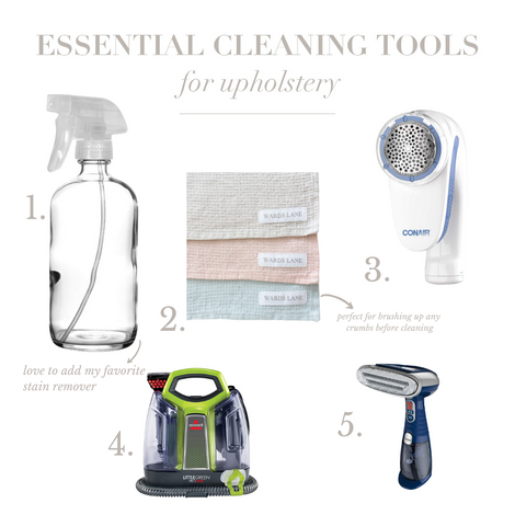 essential cleaning tools