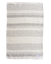 Load image into Gallery viewer, Neutral Large Tea Towel / dish Cloth in 100% Linen