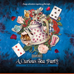 A Curious Tea Party (EN)