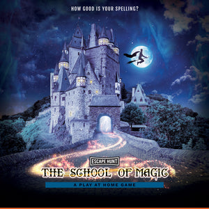 The School Of Magic (EN)