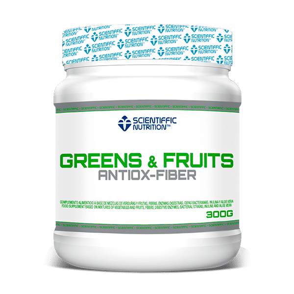 GREENS & FRUITS 300g
