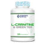 L-CARNITINE & GREEN TEA 100 Cápsulas
