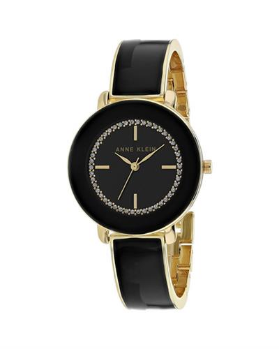 Anne Klein Classic Brand New Quartz Watch with 0ctw crystal