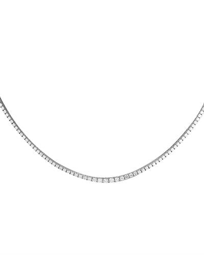 Brand New Necklace with 4ctw diamond 18K White gold