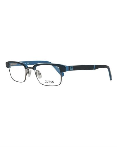 Guess GU1905 48090 Brand New Eyeglasses  Blue metal and  Blue plastic