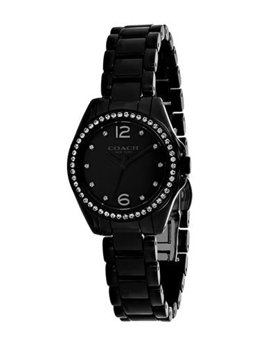 Coach 14502130 Classic Brand New Quartz Watch with 0ctw crystal