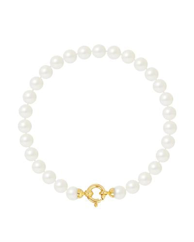 Ateliers Saint Germain Brand New Bracelet with 0ctw pearl 9K Yellow gold