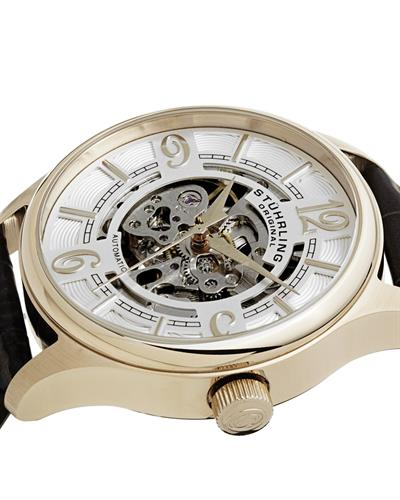 STUHRLING ORIGINAL 992.04 Legacy Brand New Automatic Watch