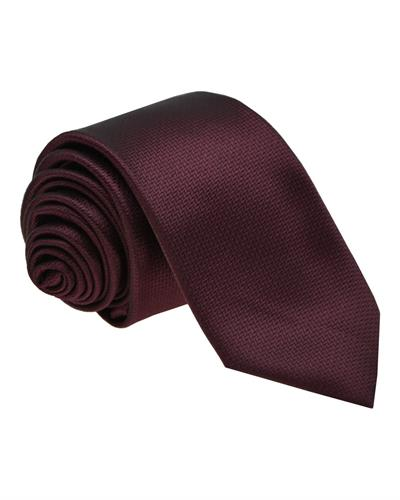 Victorio Brand New Tie  Red Fabric