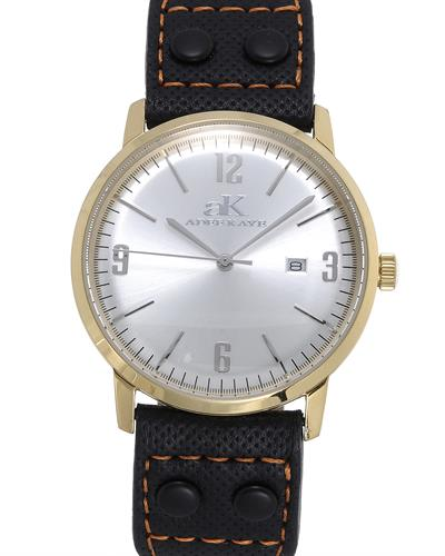 Adee Kaye AK8224-LGGT Brand New Japan Quartz date Watch