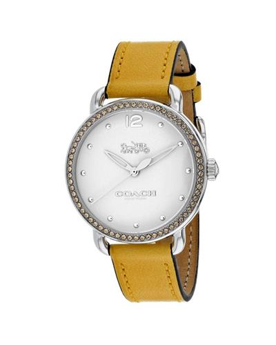 Coach Delancey Brand New Quartz Watch with 0ctw crystal