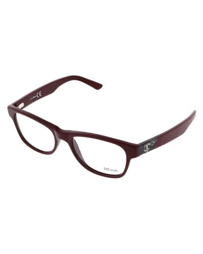 Just Cavalli JC0461/V 069 Brand New Eyeglasses  Red plastic