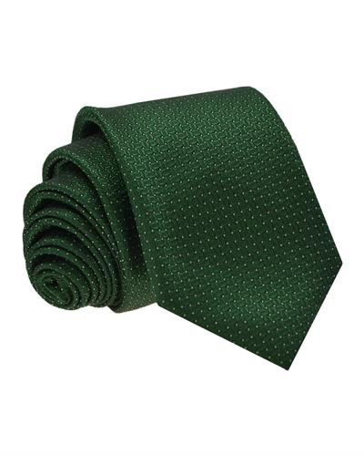 Victorio Brand New Tie  Green Fabric