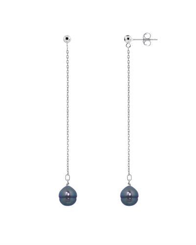 Ateliers Saint Germain Brand New Earring with 0ctw pearl 925 Silver sterling silver