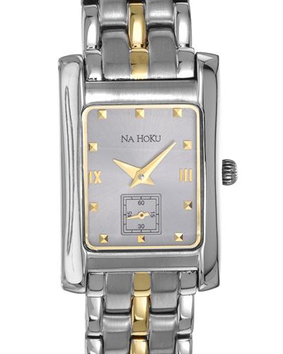 Na Hoku NH-1810-L2TGSV Brand New Swiss Movement Watch