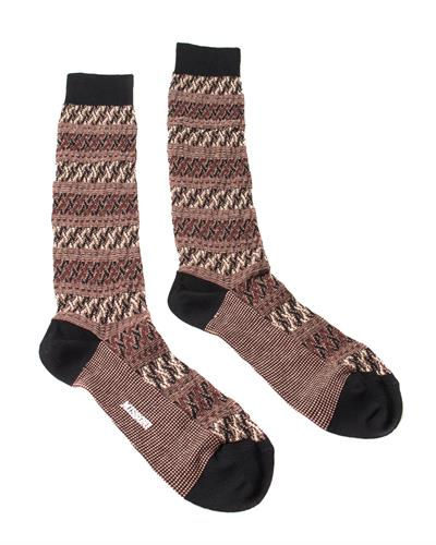 MISSONI GM00CMU5243 0001 Brand New Socks