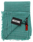 Moschino SCR11242/2 Brand New Scarf  Two tone Cotton