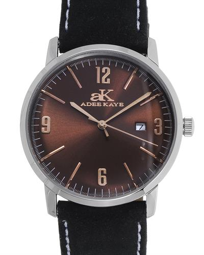 Adee Kaye AK8224-LBN Brand New Japan Quartz date Watch