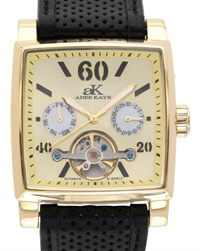 Adee Kaye ak9043-MG Brand New Automatic day date Watch