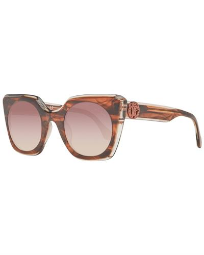 Roberto Cavalli RC1068 4856G Brand New Sunglasses  Brown plastic