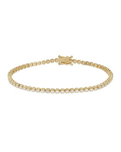 Julius Rappoport Brand New Bracelet with 1.57ctw diamond 18K Yellow gold